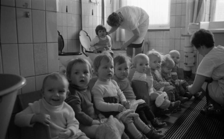 Saalfeld, Kinderkrippe